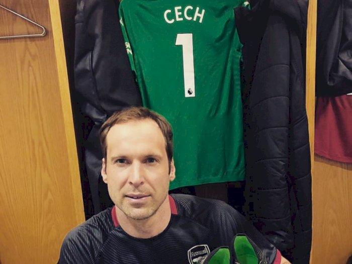 Masuk Skuad Liga Primer Chelsea, Petr Cech: Saya 100% Siap Membantu Jika Perlu