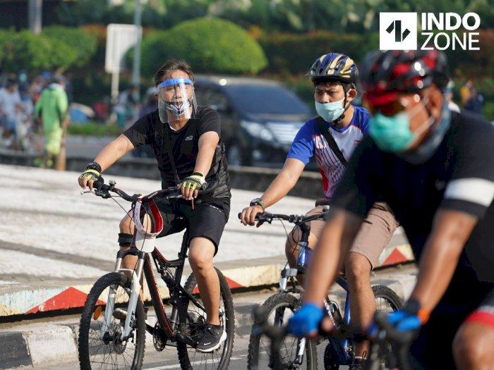 4 Tips Aman Bersepeda agar Terhindar dari Aksi Penjambretan
