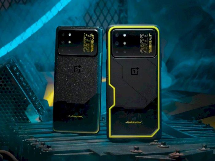 OnePlus Hadirkan Smartphone OnePlus 8T Edisi Khusus Game Cyberpunk 2077