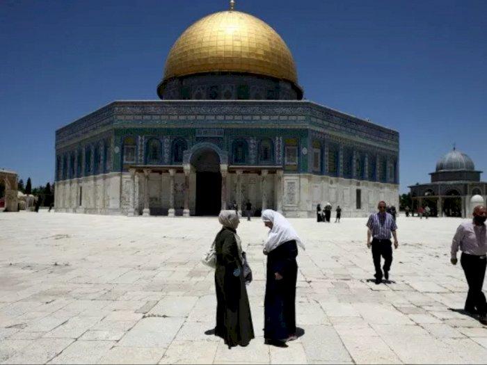 Pejabat Palestina Dilarang Masuk ke Masjid Al-Aqsa oleh Israel
