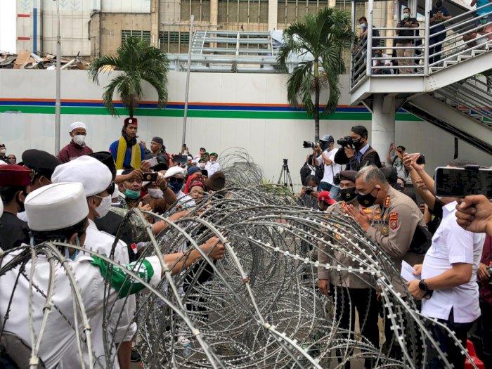 Ada Demo Lagi di Sekitar Kedubes Prancis Jakarta, Catat Ini Rekayasa Lalinnya