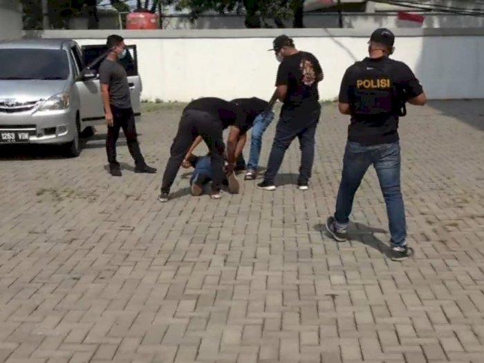 Ungkap Kasus Narkoba Sampai ke Sumsel, Polres Jakbar Sita 3 Paket Sabu