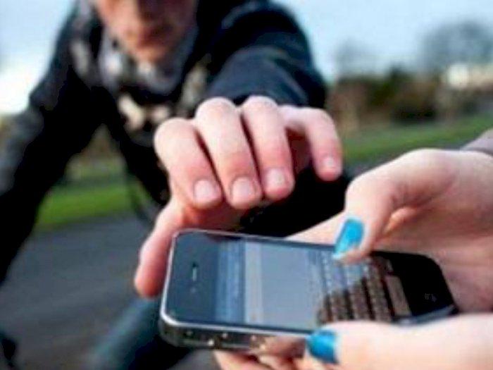 Waduh, Lagi Asik Video Call, Perempuan di Percut Kehilangan Ponsel
