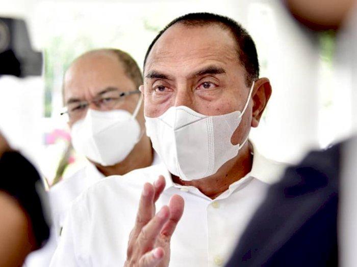 Meski UU Ciptaker Telah Disahkan, Gubernur Edy Tetap Akan Kirim Hasil Pembahasan ke Jokowi