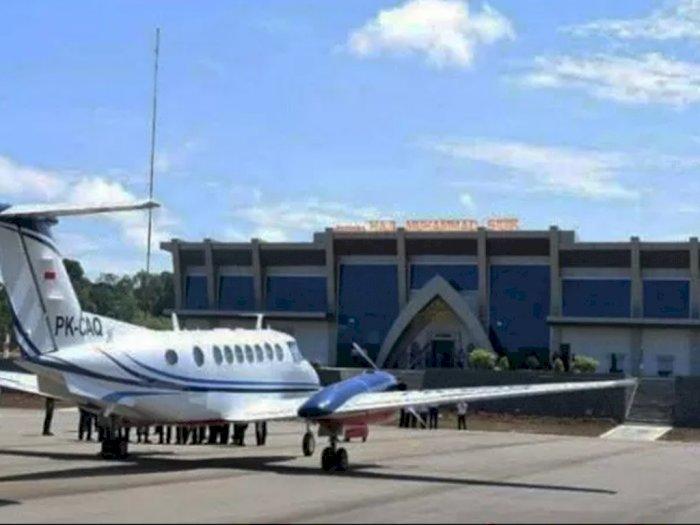 Jokowi Akan Resmikan Bandara Haji Muhammad Sidik Secara Virtual pada 10 November
