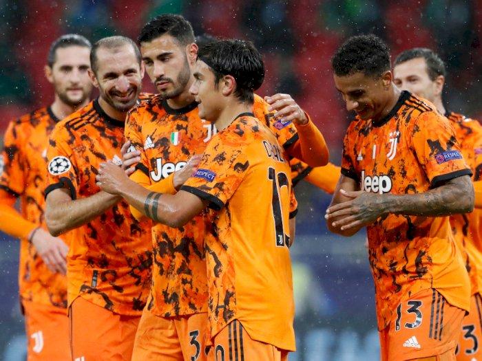 Juventus Yang Menggila Di Liga Champions Usai Hajar Ferencvaros 1-4