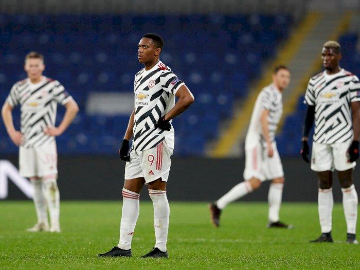 Dipecundangi Istanbul Basaksehir di Liga Champions, Lini Pertahanan MU Tuai Kecaman