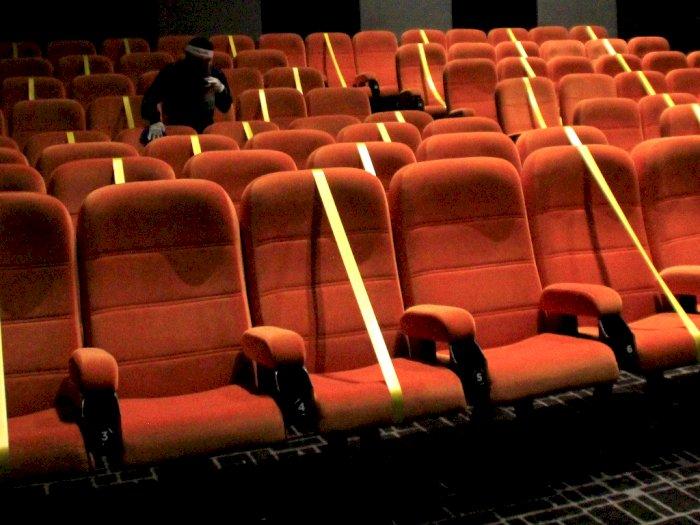 FOTO: Bioskop di Kupang Kembali Beroperasi