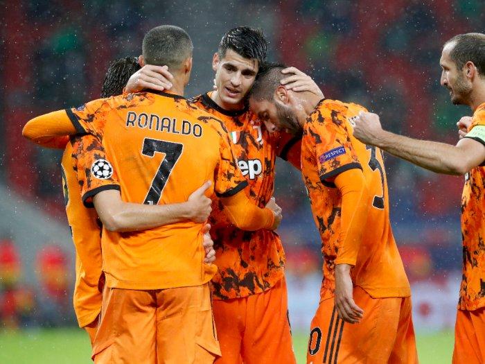 Reuni dengan Ronaldo di Juventus, Morata: Dia Rekan Setim yang Hebat!