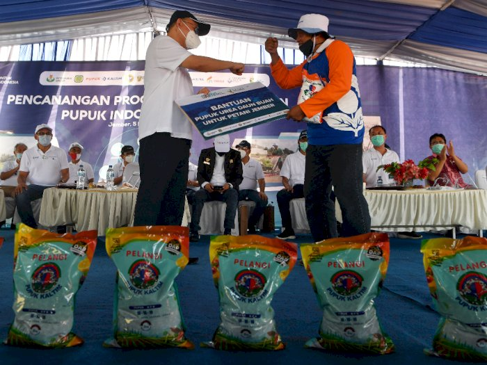FOTO: Pencanangan Program Agro Solution