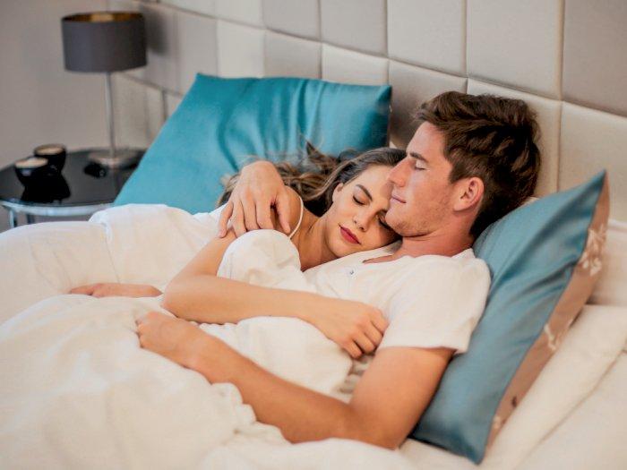 #KAMUHARUSTAU Posisi Seks Bisa Mencerminkan Tentang Pasangan Kamu