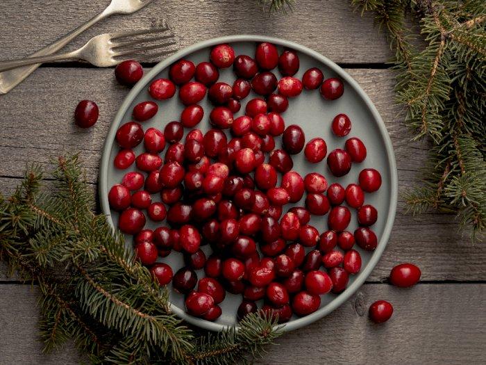 Buah Cranberry, Superfood yang Dapat Diolah Menjadi Berbagai Produk Makanan