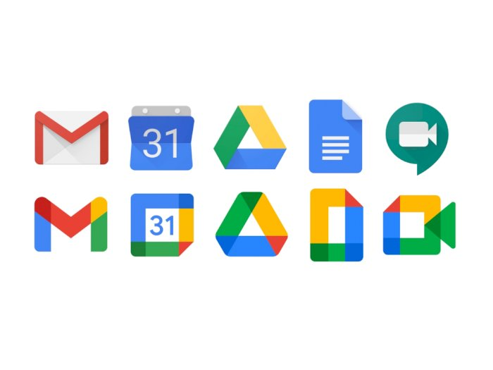 Kalian Bisa Kembalikan Logo Klasik Layanan Google dengan Ekstensi Ini!