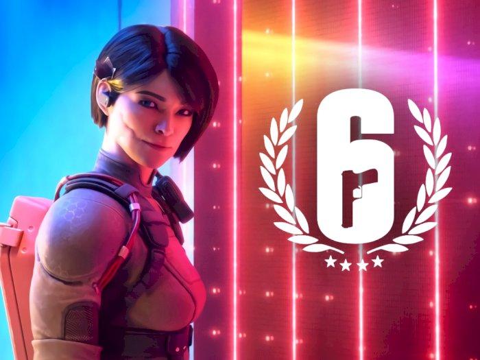 Ubisoft Bakal Umumkan Karakter Defender Baru, Aruni di Rainbow Six Siege