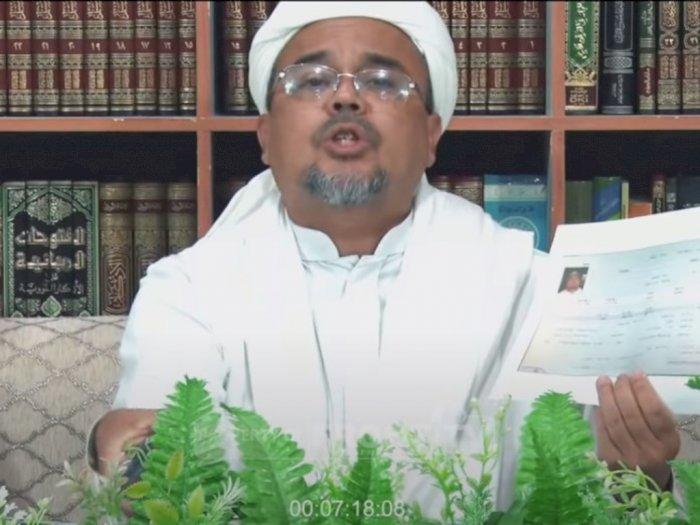 Rizieq Shihab Terancam Batal Pulang ke Tanah Air karena Bayan Safar Dibatalkan, Hingga...