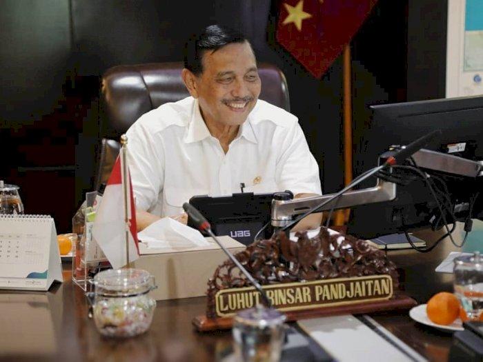 Luhut Berharap Indonesia Bisa Jadi Pasar Utama Kendaraan Listrik di ASEAN