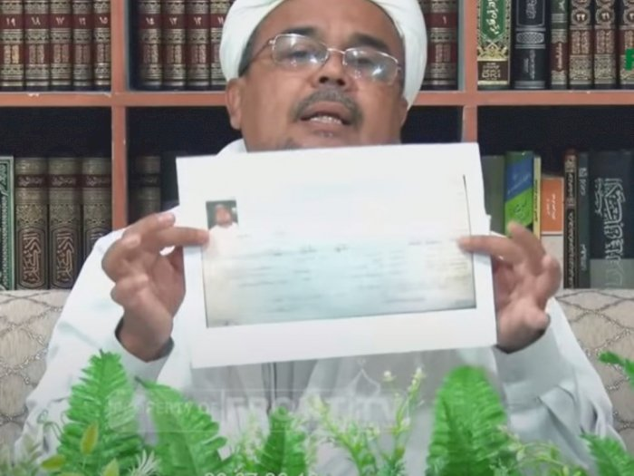 Pemerintah Lobi Soal Kepulangan, Rizieq: Bohong Besar, Jangan Jadi Pahlawan Kesiangan