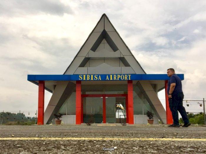 Genjotkan Pariwisata, Pembangunan Bandara Sibisa Toba Masuk Proyek Strategis Nasional