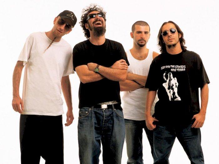Setelah 15 Tahun Absen, System of a Down Rilis Musik untuk Armenia