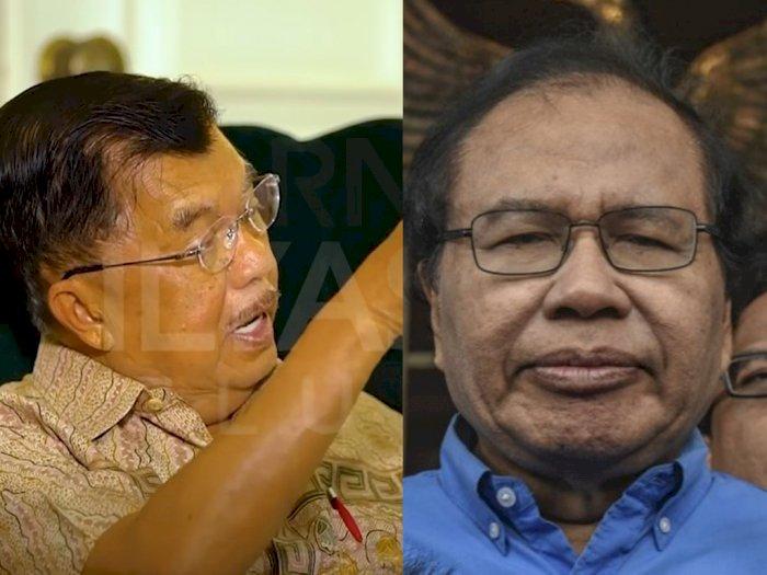 Panas! Jusuf Kalla Bilang Tak Diperhitungkan, Rizal Ramli, 'Ternyata JK Raja Pembohong'