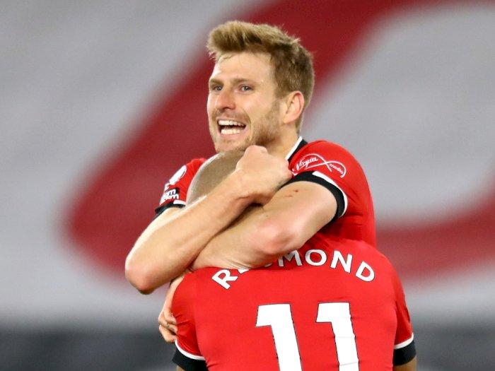 FOTO: Liga Inggris, Southampton Tundukkan Newcastle 2-0