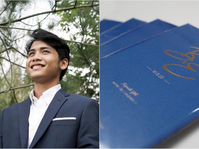 Unggah Foto Pakai Jas dan Undangan Cantik, Bintang Emon Buat Netizen Bingung, Mau Nikah?