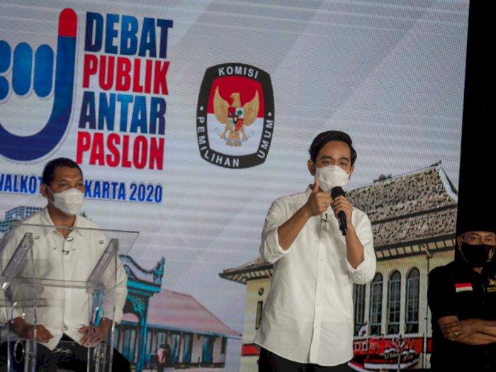 FOTO: Debat Terbuka Pilwakot Solo