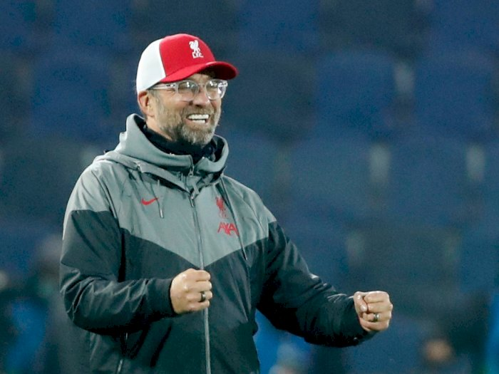 Nikmati Persiapan Melawan Man City, Klopp: Itu Pertandingan Tersulit Dalam Sepak Bola