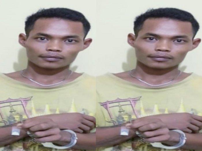 Kantongi Sabu-sabu, Pria di Langkat Diciduk di Perkebunan Kelapa Sawit