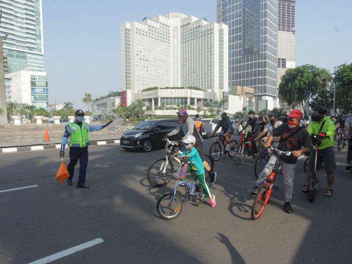 PSBB Transisi DKI Jakarta Diperpanjang Hingga 22 November