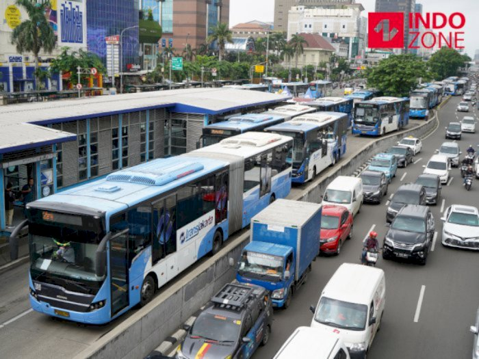 PSBB Transisi Jakarta Diperpanjang Hingga 22 November, Ganjil-Genap Belum Berlaku