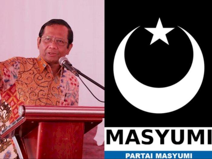 Partai Masyumi Deklarasi Aktif Kembali, Mahfud MD: Tentu Saja Boleh