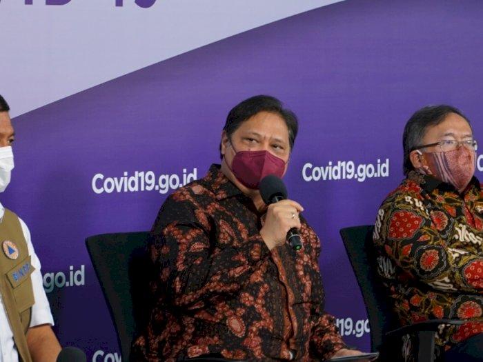 Airlangga Harap Kepemimpinan Biden Bawa Ketenangan di Indo-Pasifik