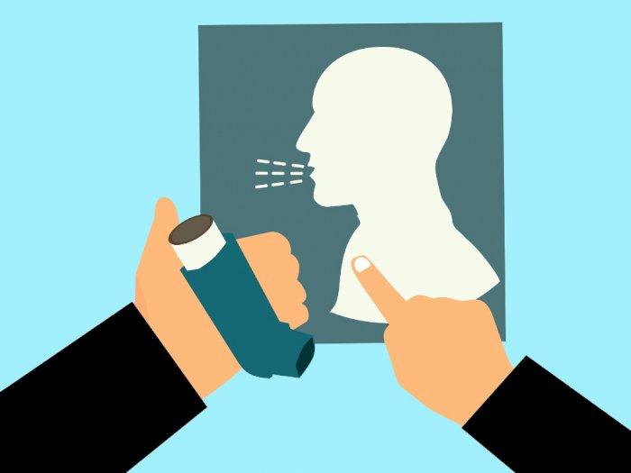 4 Tips Menjaga Peradangan Asma Tetap Terkendali saat Musim Dingin