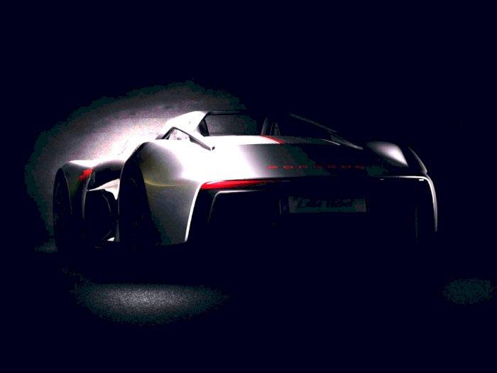Porsche Pamerkan Konsep Desain Mobil yang Tidak Bakal Mereka Produksi!