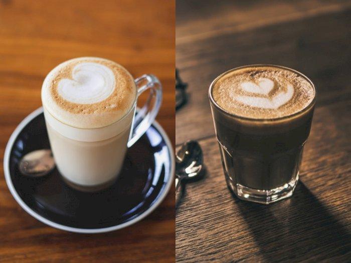 Kenali Perbedaan Utama Latte dan Cappuccino
