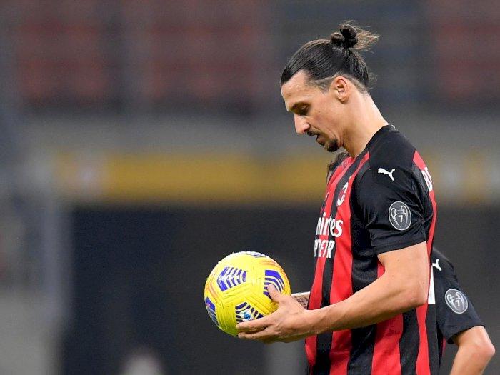Milan vs Verona Seri, Ibrahimovic Gagal Penalti: Berikutnya Saya Serahkan pada Kessie