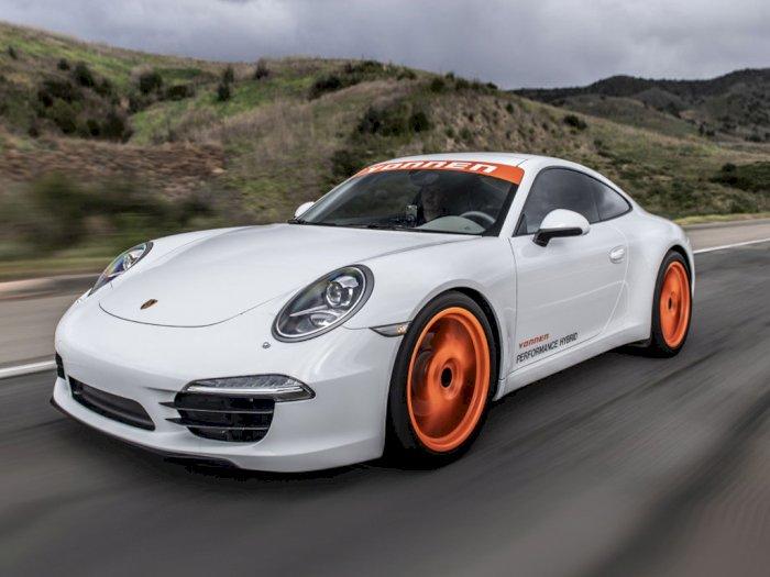 Porsche 911 Hybrid Bakal Lebih Berfokus ke Performa, Bukan Efisiensi!