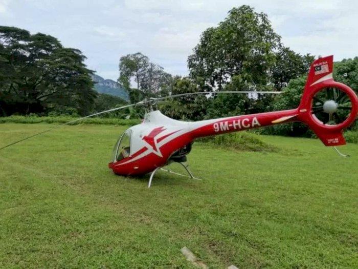 Dua Helikopter di Malaysia Tabrakan Saat Sedang Latihan, 2 Orang Tewas