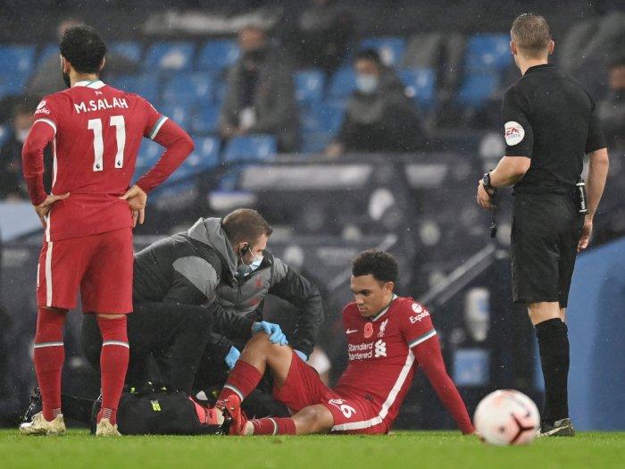 Man City vs Liverpool: Klopp Klaim Trent Alexander-Arnold Cedera Betis