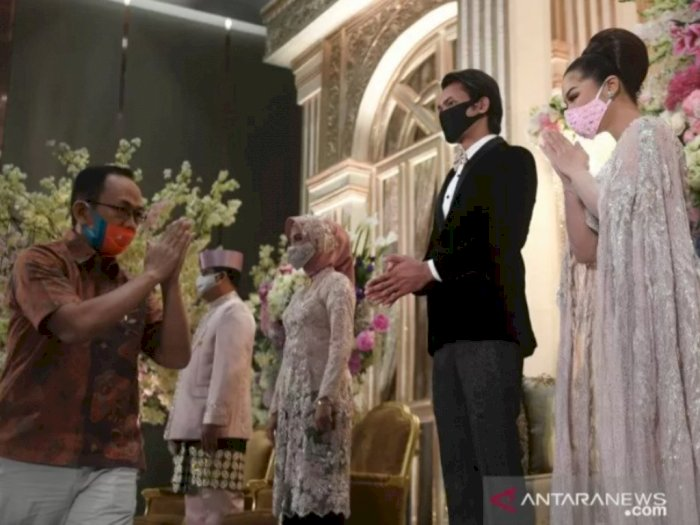 Berniat Gelar Pesta Nikah setelah Masa PSBB Diperpanjang? Hati-hati, Simak Persyaratan Ini