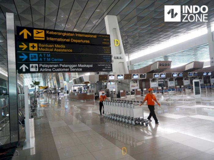4 Maskapai Ini Izinkan Penumpang Jadwal Ulang Penerbangan 10 November