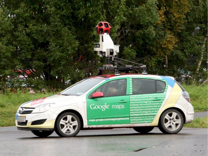 Google Uji Coba Fitur 'Driving Mode' Agar Semua Orang Bisa Kontribusi di Street View!