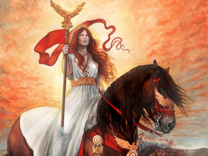Mitologi Dewi Epona, Dewi Pelindung Kuda yang Disembah di Romawi