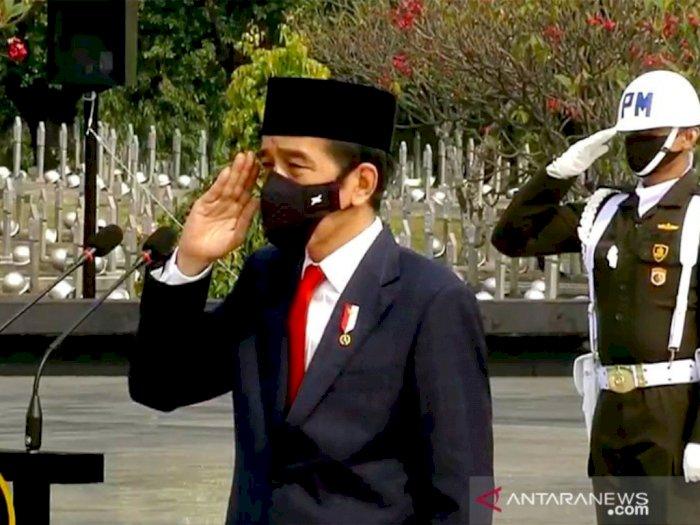 Presiden Jokowi Beri Gelar Pahlawan Nasional ke 6 Tokoh Ini