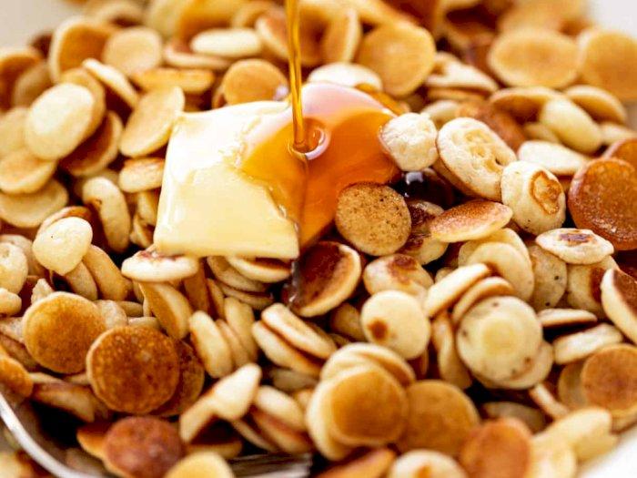 Resep Pancake Sereal Mini, Cara Baru Nikmati Pancake