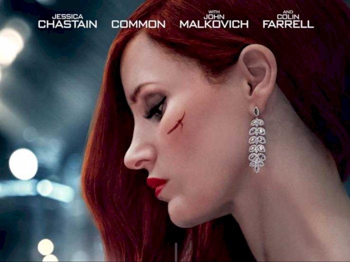 Sinopsis 'Ava (2020)' - Wanita Pembunuh Berdarah Dingin