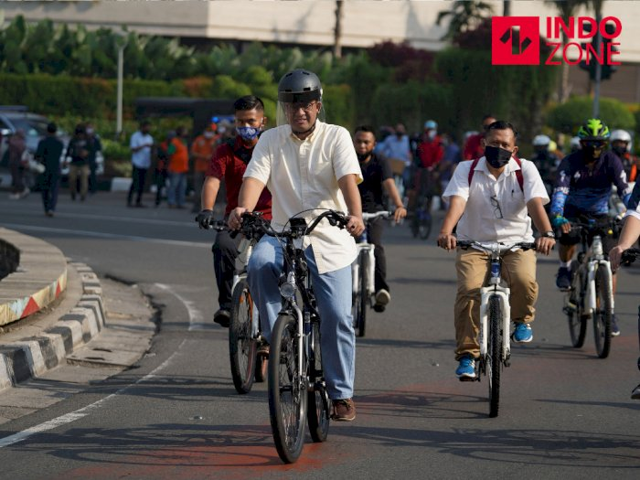 Kabar Gembira, DKI Jakarta Bebas dari Zona Merah