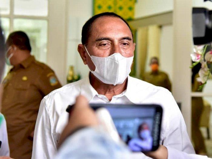 Gubernur Edy Akui Warga Sumut Susah Diatur saat Corona, Bikin Pesta Malah Undang Dirinya