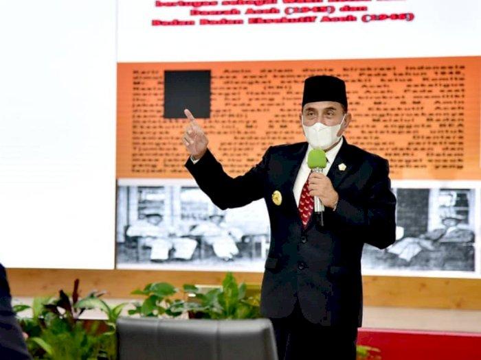 SM Amin Nasution Diberi Gelar Pahlawan Nasional, Gubsu Edy: Kebanggaan Rakyat Sumut